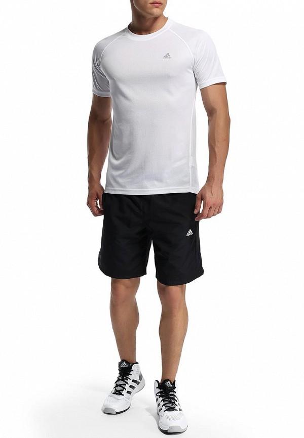 Мужские спортивные шорты Adidas Performance (Адидас Перфоманс) F48629: изображение 5