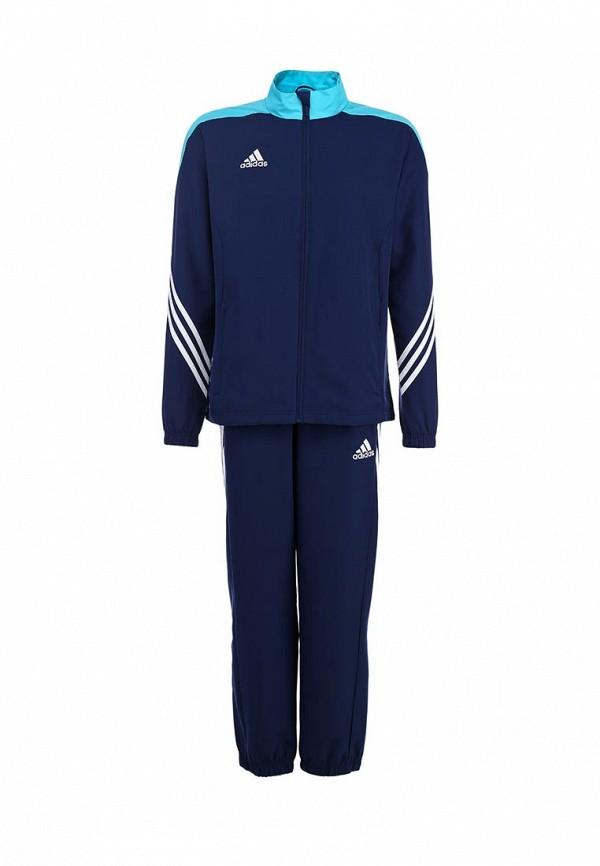 Спортивный костюм Adidas Performance (Адидас Перфоманс) F49676: изображение 1