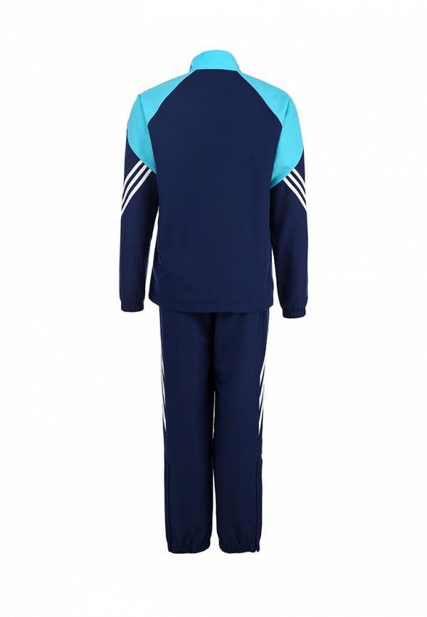Спортивный костюм Adidas Performance (Адидас Перфоманс) F49676: изображение 2