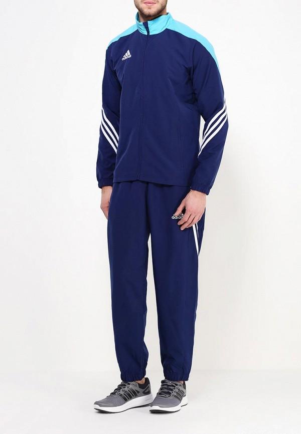 Спортивный костюм Adidas Performance (Адидас Перфоманс) F49676: изображение 4