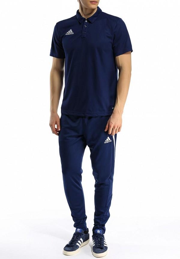 Мужские спортивные брюки Adidas Performance (Адидас Перфоманс) F49689: изображение 3