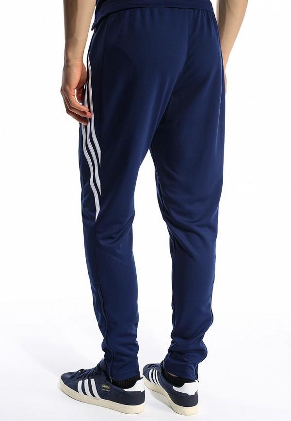 Мужские спортивные брюки Adidas Performance (Адидас Перфоманс) F49689: изображение 4
