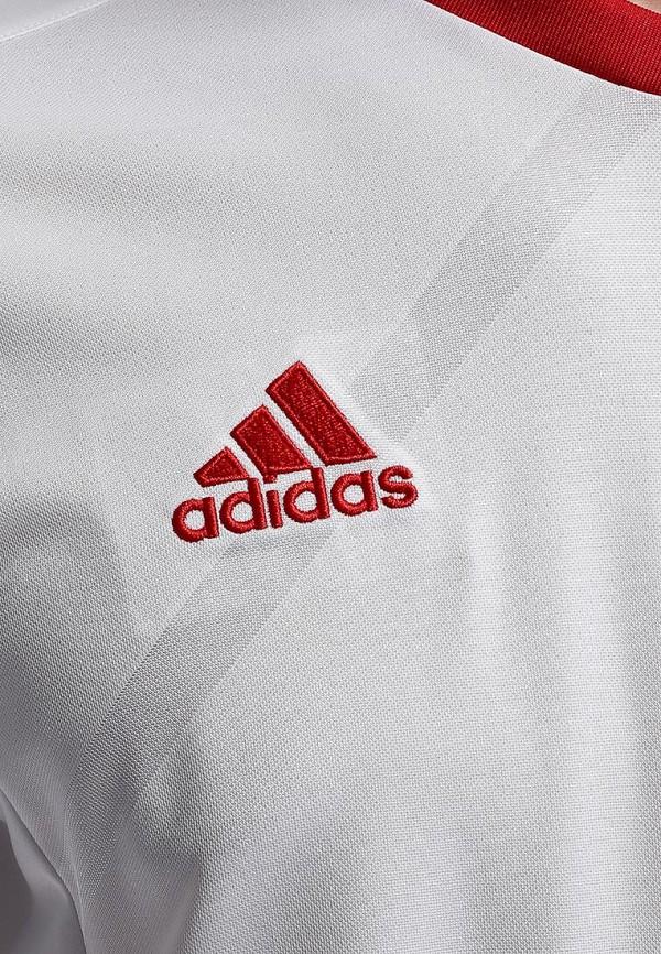 Спортивная футболка Adidas Performance (Адидас Перфоманс) F50273: изображение 3