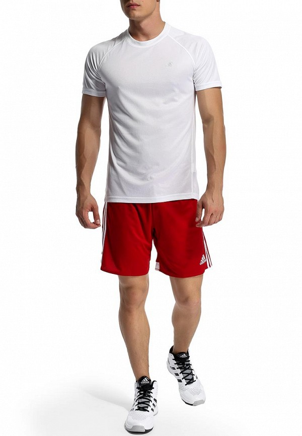Мужские спортивные шорты Adidas Performance (Адидас Перфоманс) F50568: изображение 6
