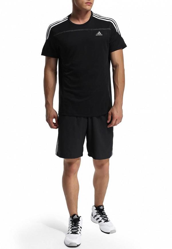 Мужские спортивные шорты Adidas Performance (Адидас Перфоманс) F82003: изображение 5