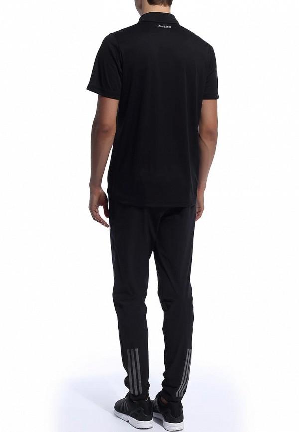 Мужские поло Adidas Performance (Адидас Перфоманс) F82150: изображение 4