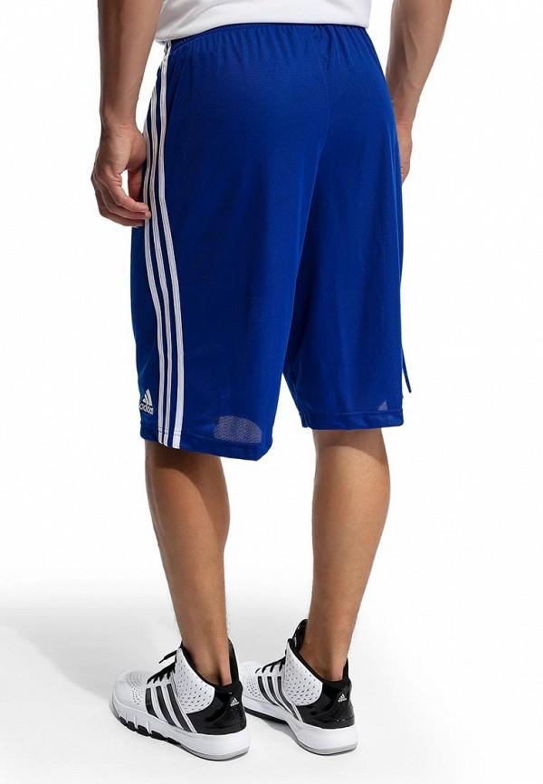 Мужские спортивные шорты Adidas Performance (Адидас Перфоманс) G76638: изображение 8