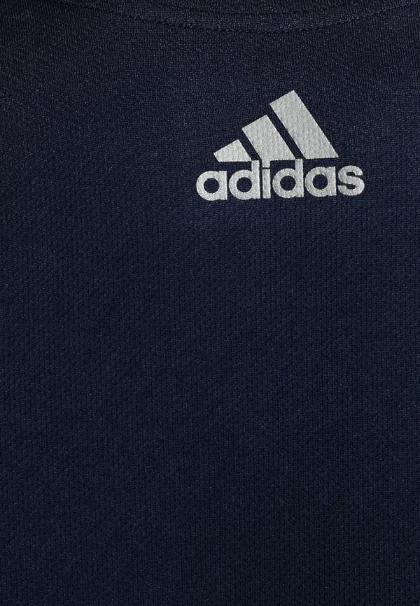 Спортивная футболка Adidas Performance (Адидас Перфоманс) F91982: изображение 3