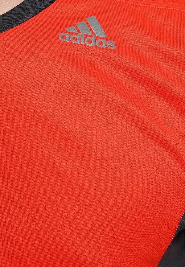 Спортивная футболка Adidas Performance (Адидас Перфоманс) G91451: изображение 4