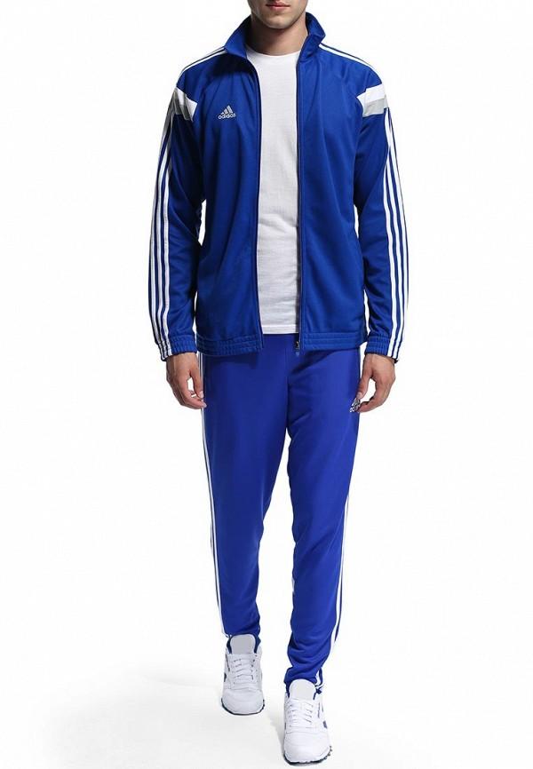 Олимпийка Adidas Performance (Адидас Перфоманс) F93795: изображение 6