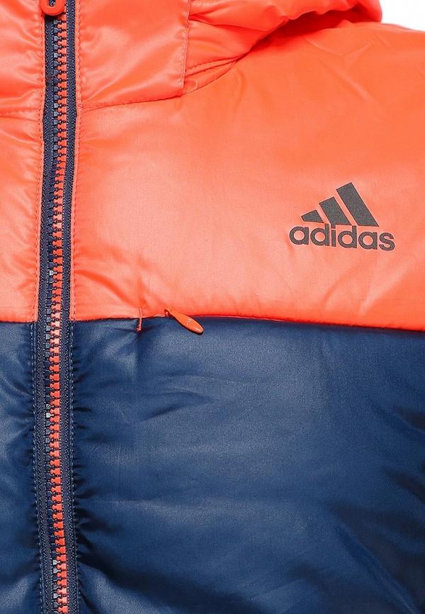 Куртка Adidas Performance (Адидас Перфоманс) F95488: изображение 4