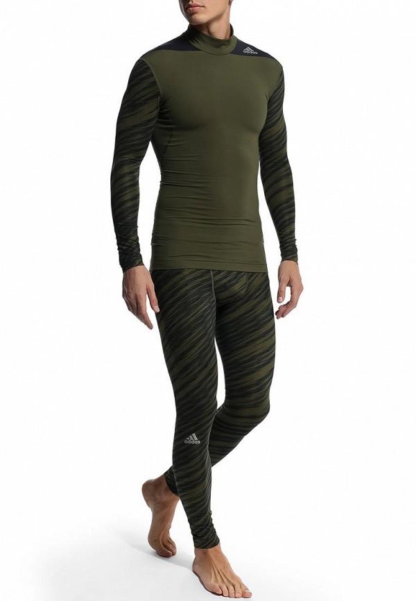 Мужские спортивные брюки Adidas Performance (Адидас Перфоманс) M34569: изображение 3