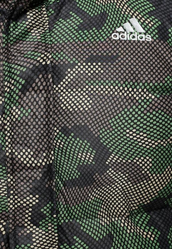 Пуховик Adidas Performance (Адидас Перфоманс) M68809: изображение 3