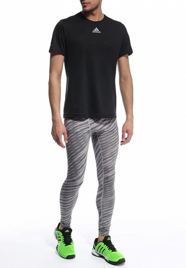 Мужские спортивные брюки Adidas Performance (Адидас Перфоманс) G88856: изображение 3