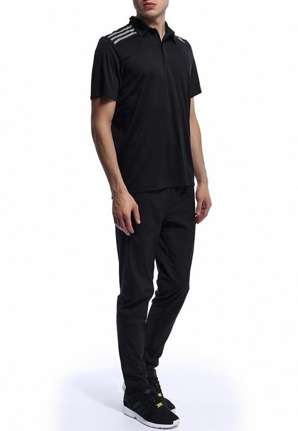 Мужские спортивные брюки Adidas Performance (Адидас Перфоманс) G89621: изображение 3