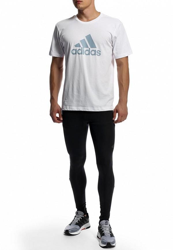 Мужские спортивные брюки Adidas Performance (Адидас Перфоманс) G89623: изображение 6