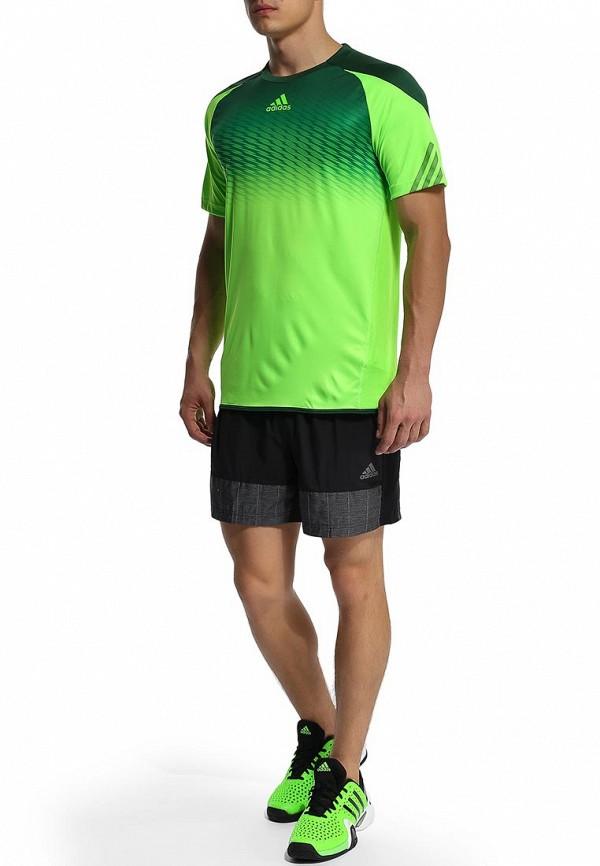Мужские спортивные шорты Adidas Performance (Адидас Перфоманс) G89792: изображение 5