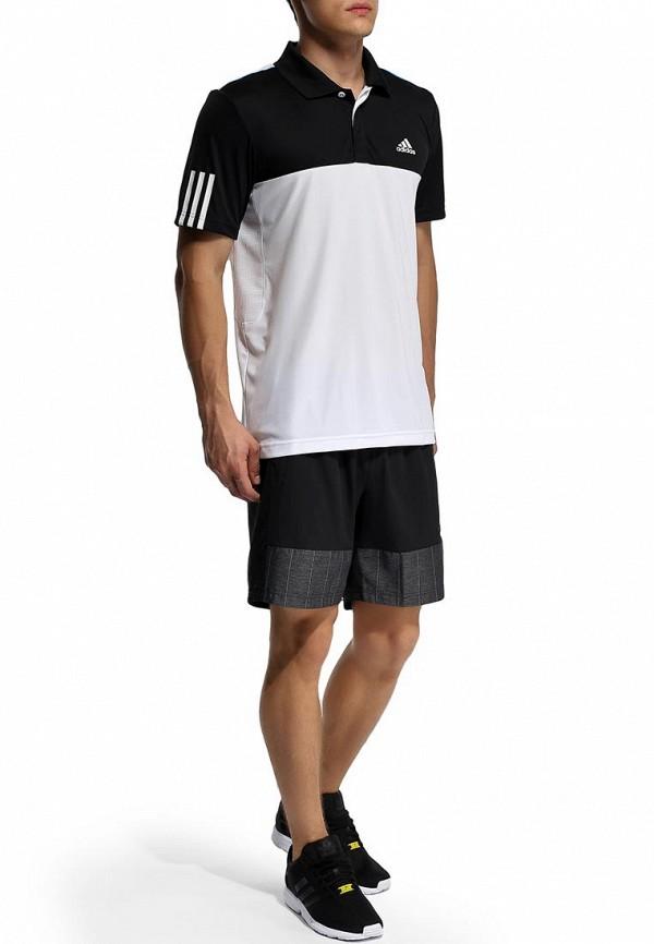 Мужские спортивные шорты Adidas Performance (Адидас Перфоманс) G89822: изображение 6