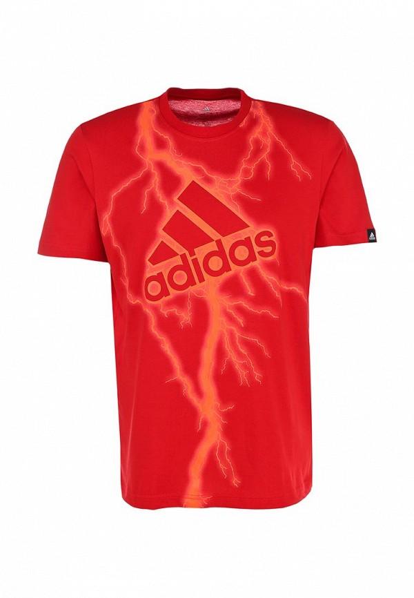 Спортивная футболка Adidas Performance (Адидас Перфоманс) M68924: изображение 1
