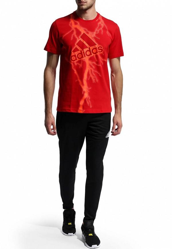 Спортивная футболка Adidas Performance (Адидас Перфоманс) M68924: изображение 3