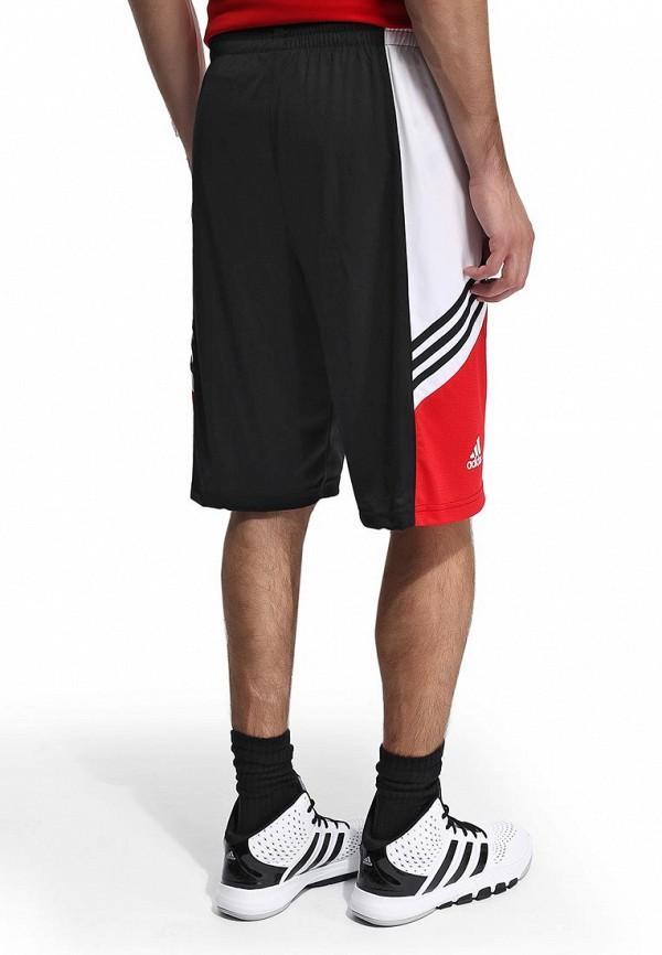 Мужские спортивные шорты Adidas Performance (Адидас Перфоманс) F87748: изображение 7