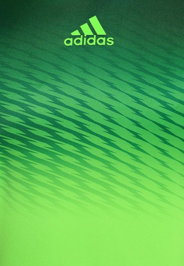 Спортивная футболка Adidas Performance (Адидас Перфоманс) M33599: изображение 3