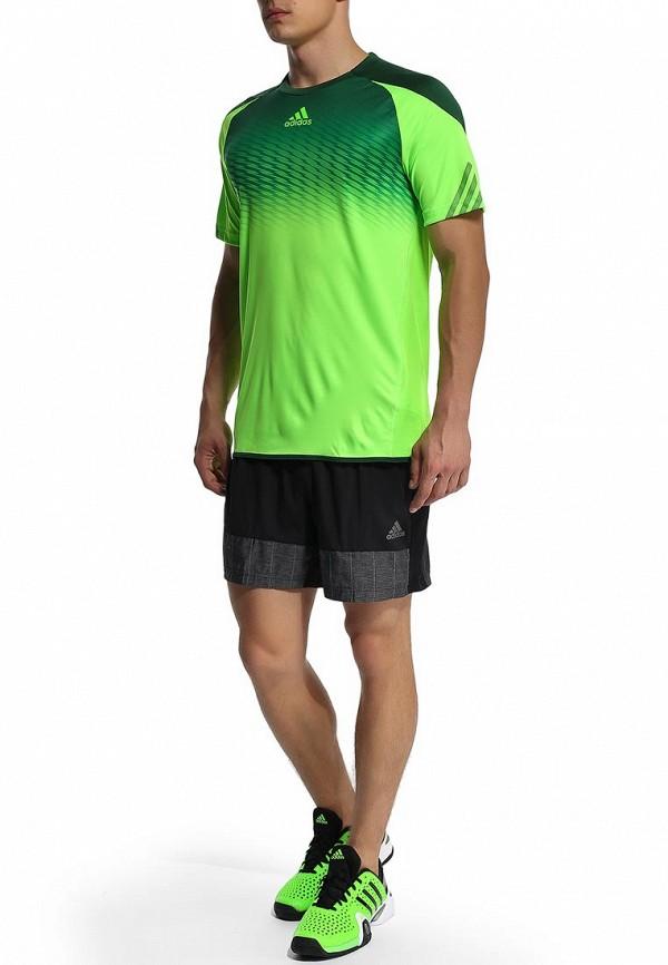 Спортивная футболка Adidas Performance (Адидас Перфоманс) M33599: изображение 5