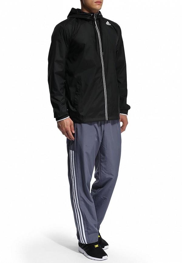 Мужские спортивные брюки Adidas Performance (Адидас Перфоманс) M31235: изображение 5