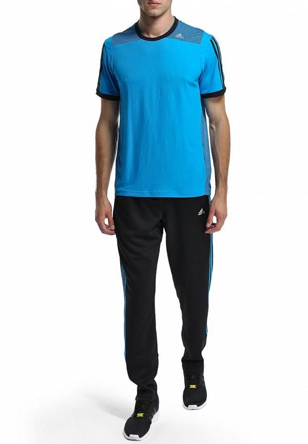 Спортивная футболка Adidas Performance (Адидас Перфоманс) M31160: изображение 5
