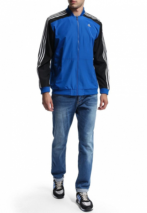 Толстовка Adidas Performance (Адидас Перфоманс) M32162: изображение 6