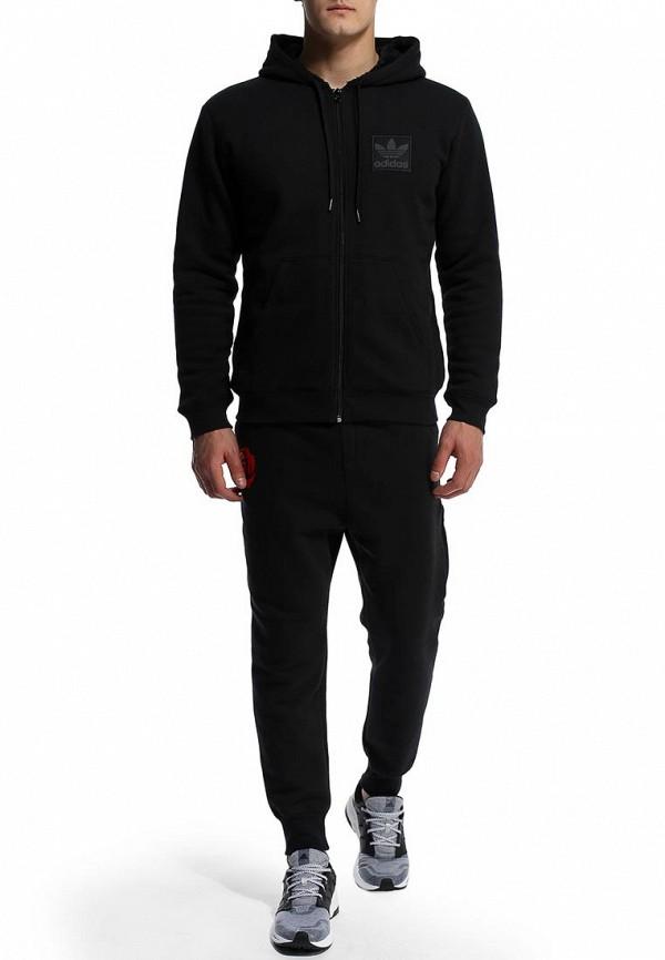 Мужские спортивные брюки Adidas Performance (Адидас Перфоманс) M32770: изображение 3