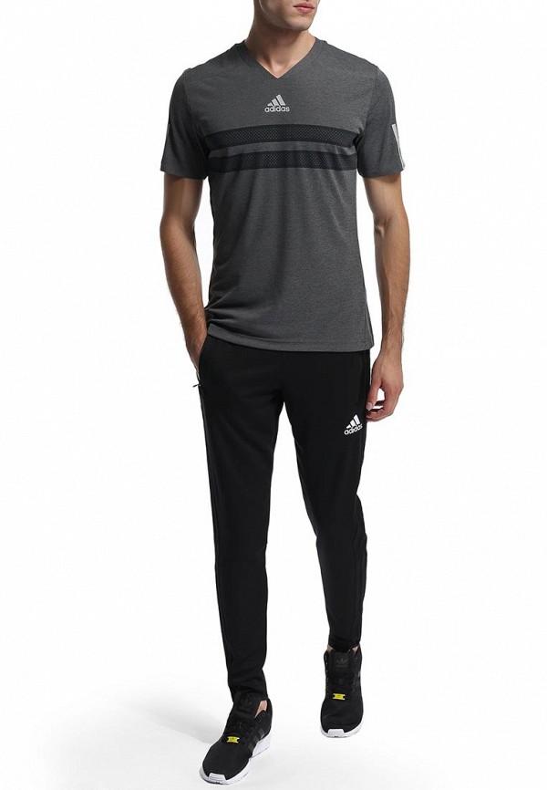 Спортивная футболка Adidas Performance (Адидас Перфоманс) M32817: изображение 5