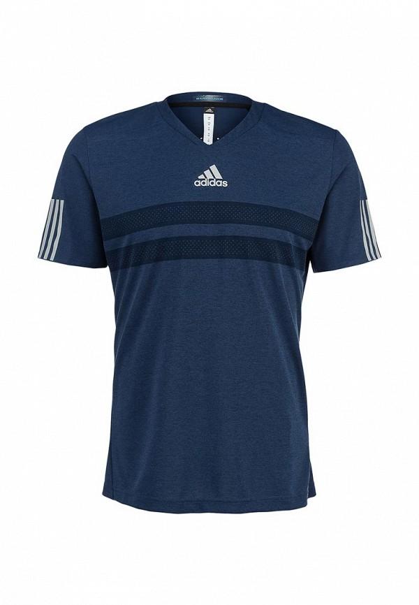 Спортивная футболка Adidas Performance (Адидас Перфоманс) M32818: изображение 1