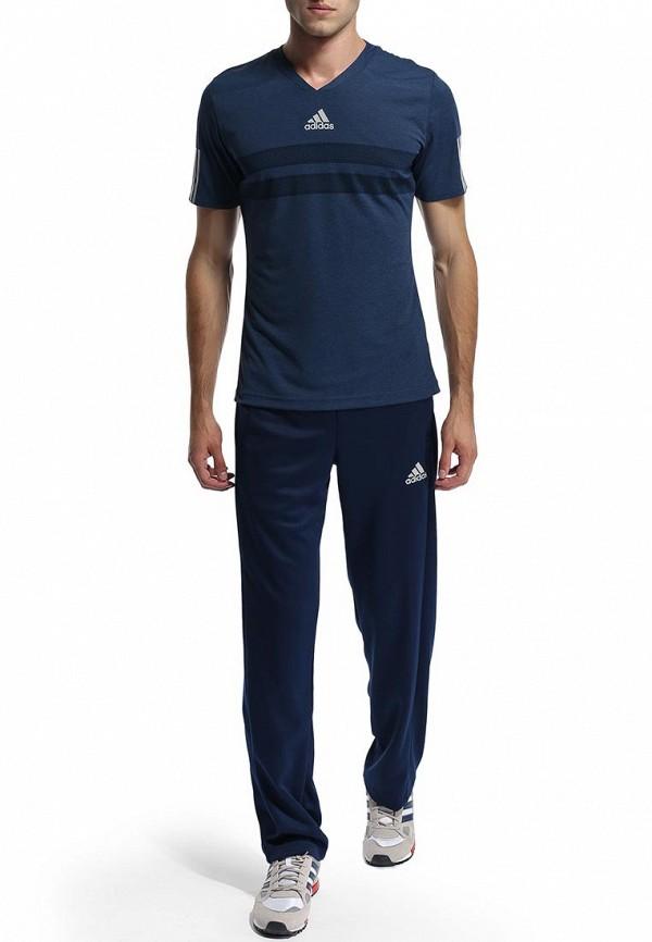 Спортивная футболка Adidas Performance (Адидас Перфоманс) M32818: изображение 5