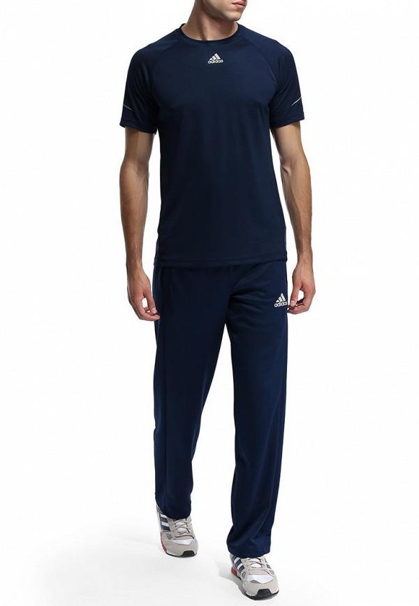 Мужские спортивные брюки Adidas Performance (Адидас Перфоманс) M32906: изображение 6