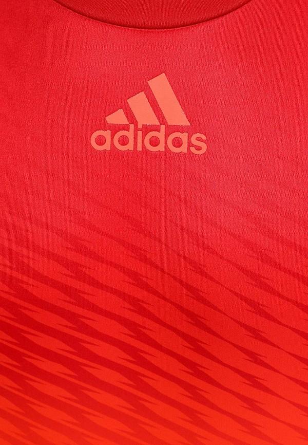 Спортивная футболка Adidas Performance (Адидас Перфоманс) M33600: изображение 3