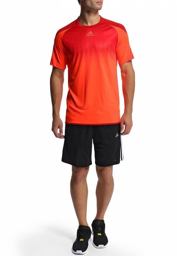 Спортивная футболка Adidas Performance (Адидас Перфоманс) M33600: изображение 5