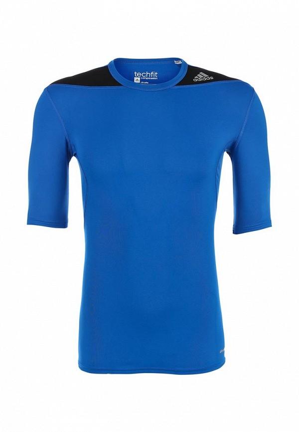 Спортивная футболка Adidas Performance (Адидас Перфоманс) M34140: изображение 1