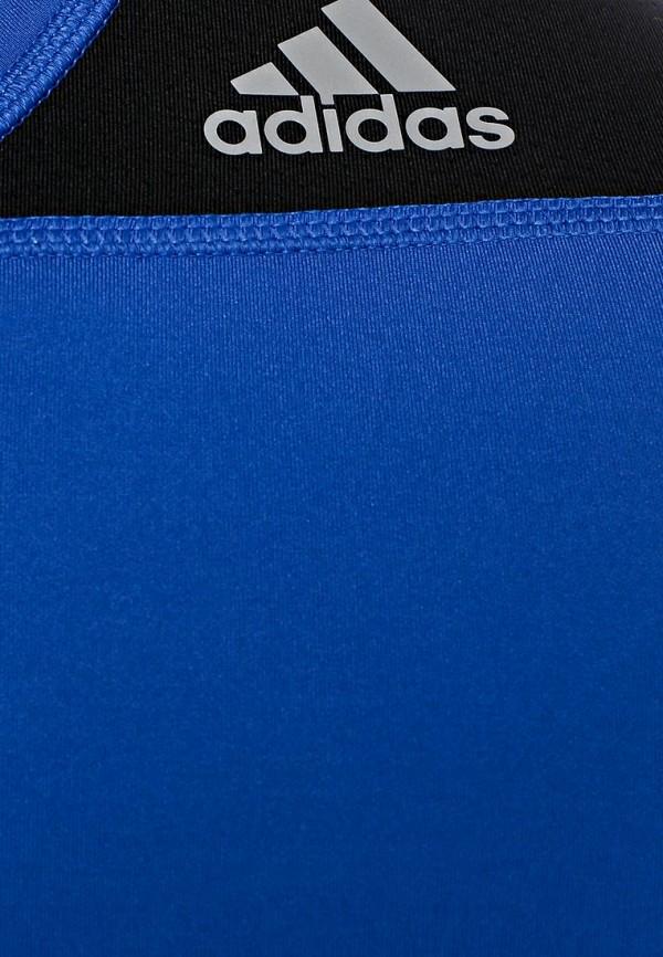 Спортивная футболка Adidas Performance (Адидас Перфоманс) M34140: изображение 4
