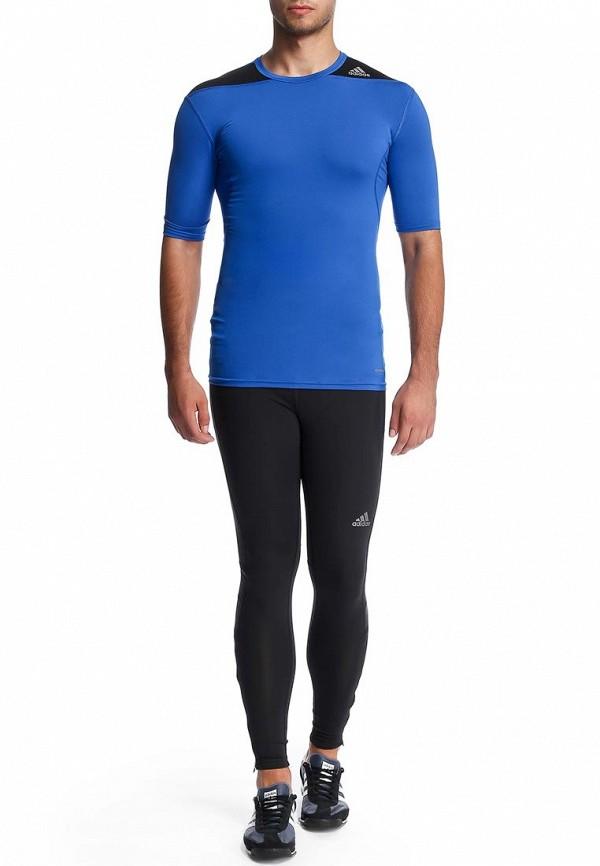 Спортивная футболка Adidas Performance (Адидас Перфоманс) M34140: изображение 6