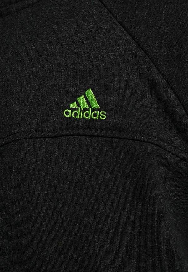 Толстовка Adidas Performance (Адидас Перфоманс) M35575: изображение 3