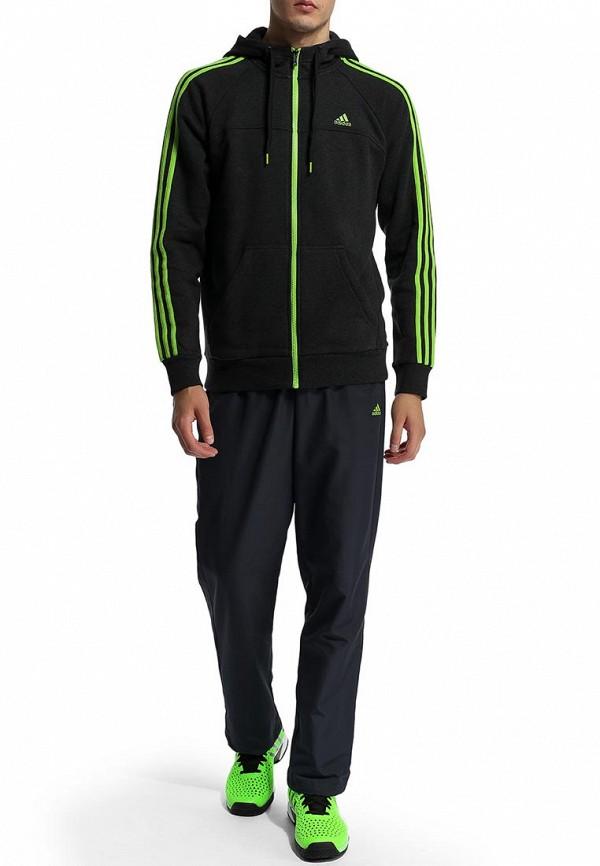 Толстовка Adidas Performance (Адидас Перфоманс) M35575: изображение 5