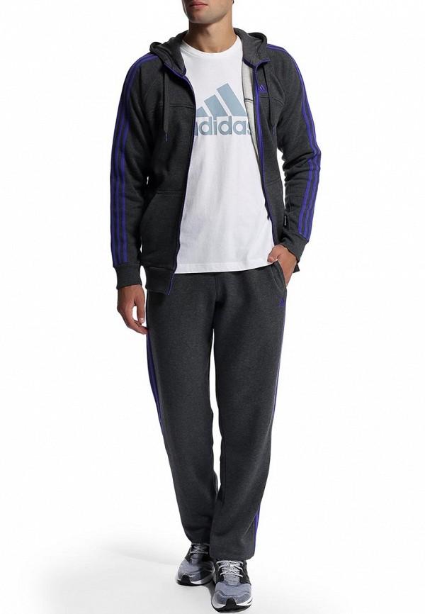 Мужские спортивные брюки Adidas Performance (Адидас Перфоманс) M35581: изображение 6