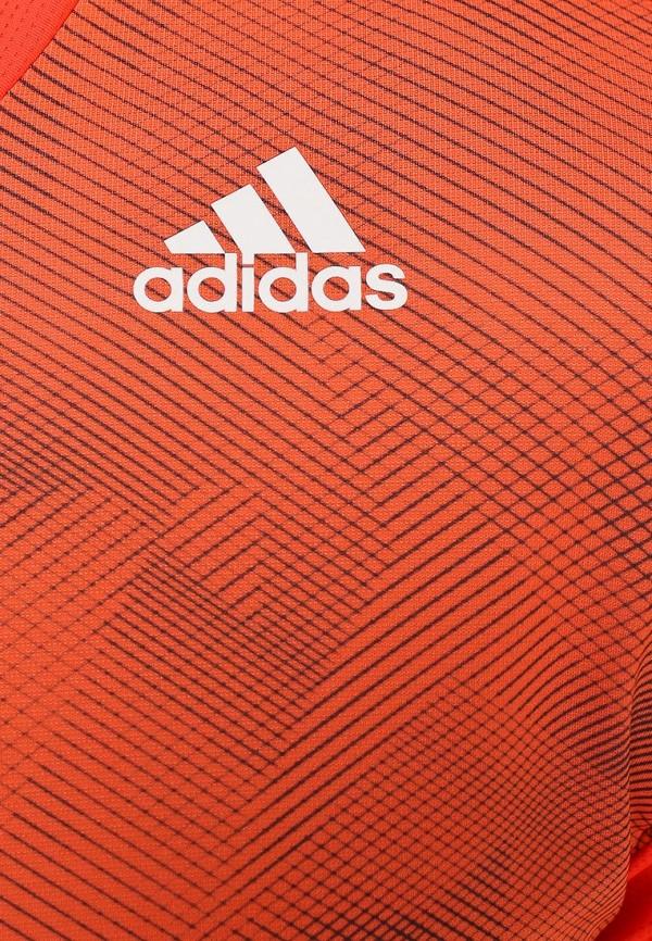 Спортивная футболка Adidas Performance (Адидас Перфоманс) M62812: изображение 4