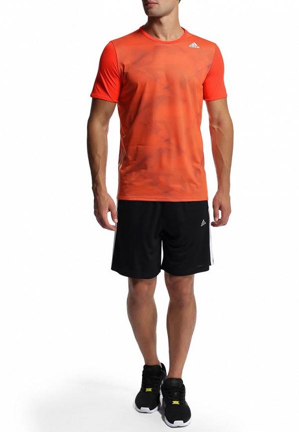 Спортивная футболка Adidas Performance (Адидас Перфоманс) M62812: изображение 6