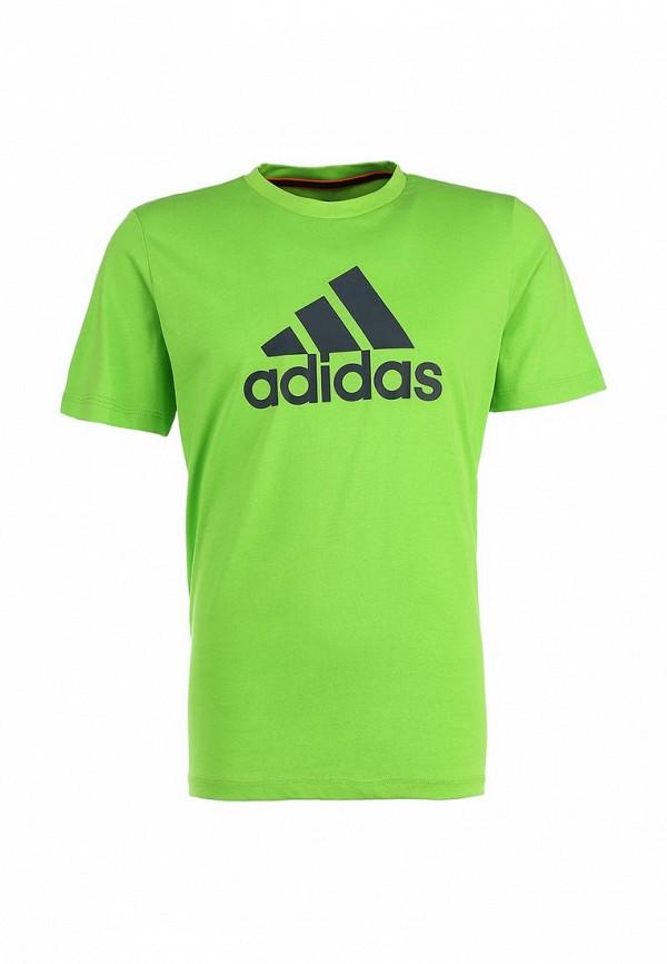 Спортивная футболка Adidas Performance (Адидас Перфоманс) M67500: изображение 1
