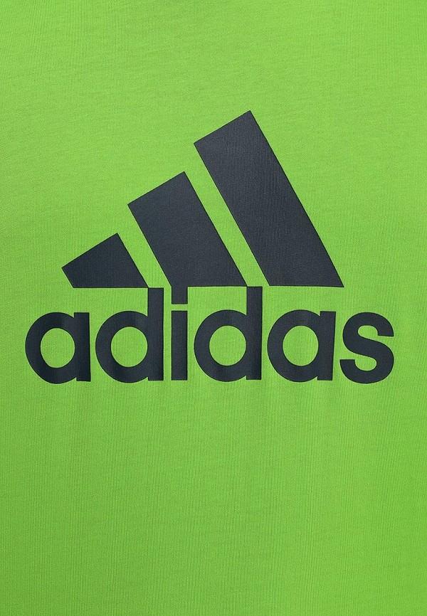 Спортивная футболка Adidas Performance (Адидас Перфоманс) M67500: изображение 2