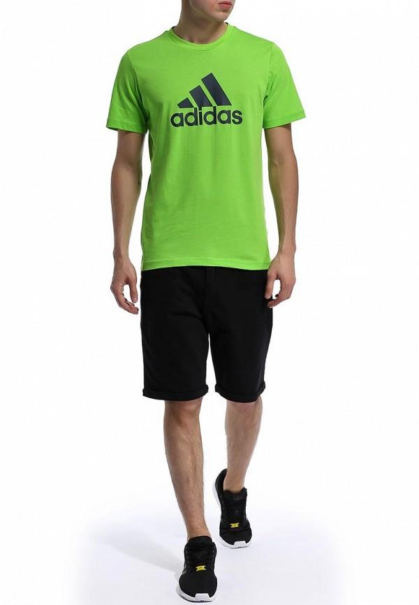 Спортивная футболка Adidas Performance (Адидас Перфоманс) M67500: изображение 3