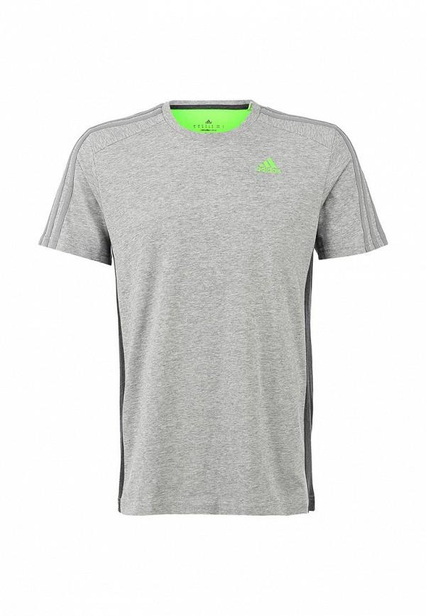 Спортивная футболка Adidas Performance (Адидас Перфоманс) M67357: изображение 1