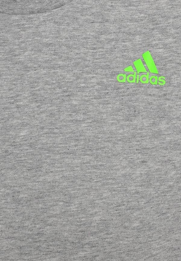 Спортивная футболка Adidas Performance (Адидас Перфоманс) M67357: изображение 3